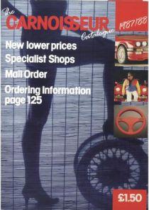 1987-1988 Catalogue