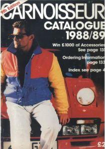 1988-1989 Catalogue