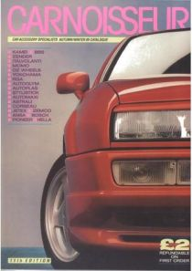 Autumn/Winter 1989 Catalogue