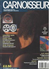 Autumn/Winter 1992 Catalogue