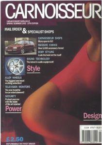 Spring/Summer 1992 Catalogue